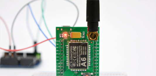 Arduino Project Working, Interfacing A6 GSM Module, Sending Receiving SMS, Making Call