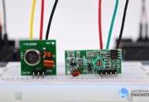 Project Working and Interfacing 433MHz Wireless RF Transmitter Receiver with Arduino