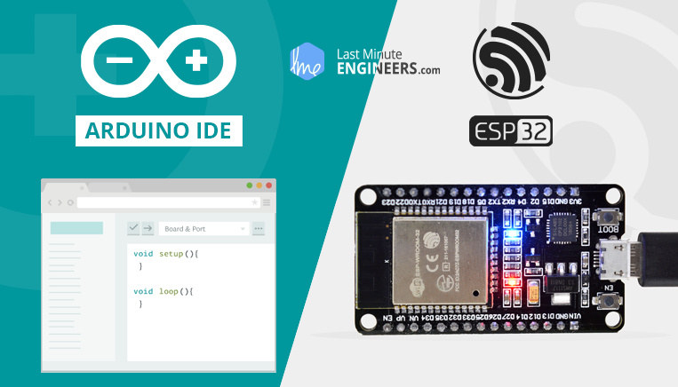 Insight Into ESP32 Features & Using It With Arduino IDE (Easy Steps)