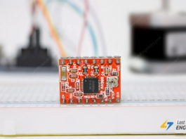 Tutorial For Interfacing A4988 Stepper Motor Driver With Arduino