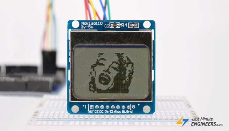 In-Depth: Interface Nokia 5110 Graphic LCD Display with Arduino