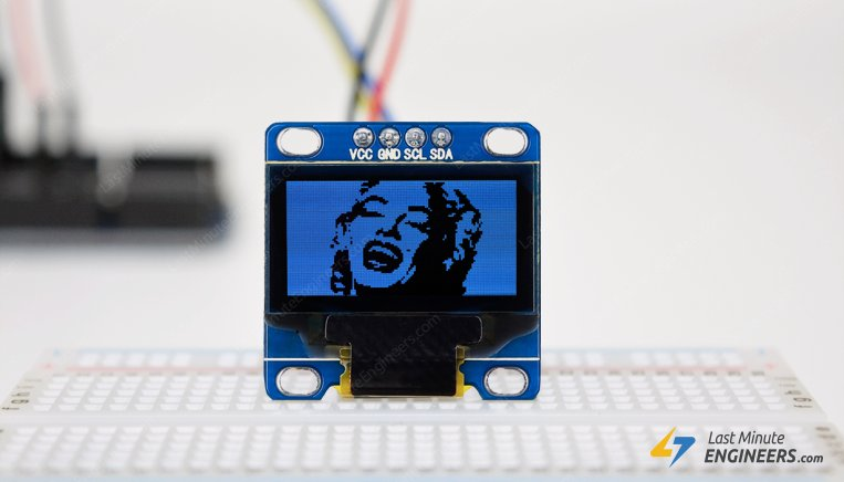 Tutorial for Interfacing OLED Display Module With Arduino UNO
