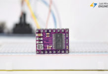 Tutorial For Interfacing DRV8825 Stepper Motor Driver with Arduino