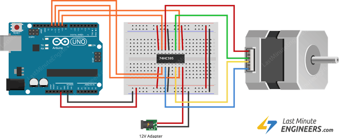 Nema Arduino Wiring Diagram on