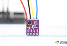 Arduino Tutorial For Interfacing BME280 Temperature Humidity Barometric Pressure Sensor