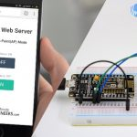 Creating Simple ESP8266 Webserver in Arduino IDe using Access Poin & Station mode