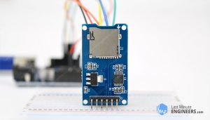 Project Interfacing Micro SD TF Card with Arduino Uno