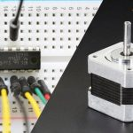 Tutorial For Interfacing Unipolar & Bipolar Stepper Motor with L293D IC & Arduino